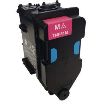 Originálny toner Minolta TNP-81M (AAJW351) (Purpurový)