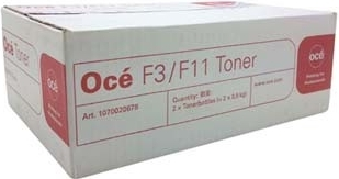 Originálne tonery OCÉ TYP F3/F11 (Čierny) multipack