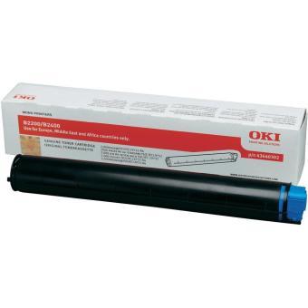 Originálny toner OKI 43640302 (Čierny)