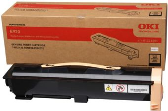 Originálny toner OKI 01221601 (Čierny)