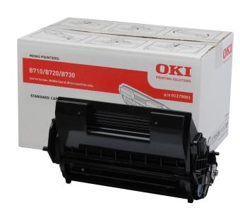Originálny toner OKI 01279001(Čierny)