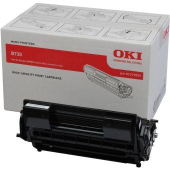 Originálny toner OKI 01279201 (Čierny)