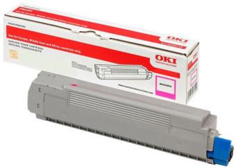 Originálny toner OKI 46508714 (Purpurový)