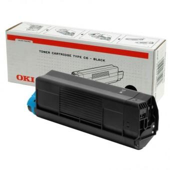 Originálny toner OKI 42127408 (Čierny)
