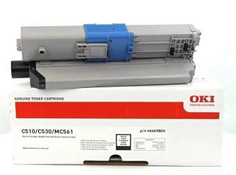 Originálny toner OKI 44469804 (Čierny)
