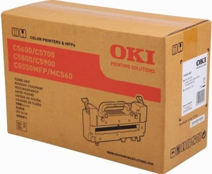 Originálna zapekacia jednotka OKI 43363203