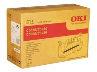 Originálna zapekacia jednotka OKI 43853103