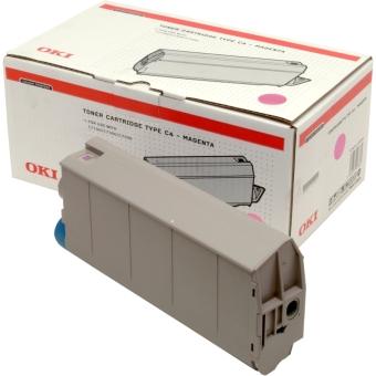 Originálny toner OKI Typ C4 (41963006) (Purpurový)