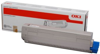 Originálny toner OKI 44844508 (Čierný)