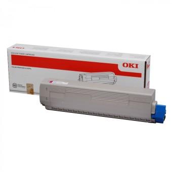 Originálny toner OKI 44844506 (Purpurový)
