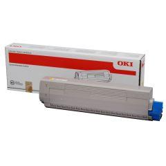 Toner do tiskárny Originálny toner OKI 44844505 (Žltý)