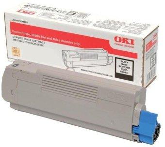 Originálny toner OKI 46443104 (Čierny)