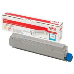 Toner do tiskárny Originálny toner OKI 43487711 (Azúrový)