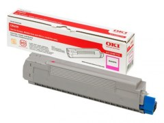 Toner do tiskárny Originálny toner OKI 43487710 (Purpurový)