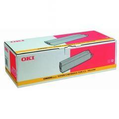 Originálny toner OKI 41515209 (Žltý)