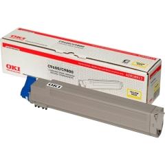 Toner do tiskárny Originálny toner OKI 42918913 (Žltý)