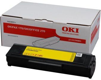 Originálny toner OKI 01290801 (Čierny)