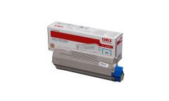 Toner do tiskárny Originálny toner OKI 45396303 (Azúrový)