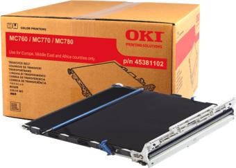 Originálna pásová jednotka OKI 45381102