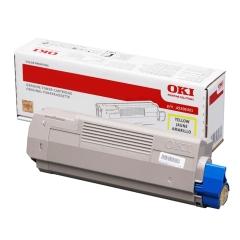 Toner do tiskárny Originálny toner OKI 45396301 (Žltý)