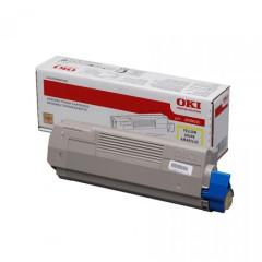 Toner do tiskárny Originálny toner OKI 45396201 (Žltý)
