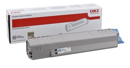 Originálny toner OKI 44059168 (Čierny)