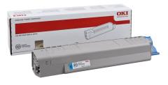 Toner do tiskárny Originálny toner OKI 44059167 (Azúrový)