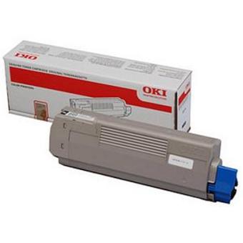 Originálny toner OKI 44059256 (Čierny)