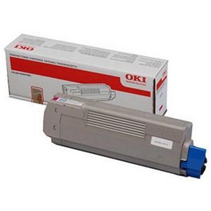 Originálny toner OKI 44059254 (Purpurový)