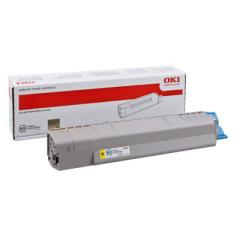 Toner do tiskárny Originálny toner OKI 44059253 (Žltý)