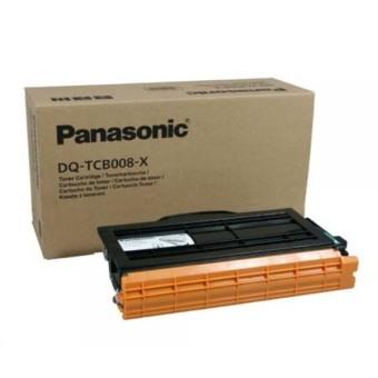 Originálný toner Panasonic DQ-TCB008X (Čierný)