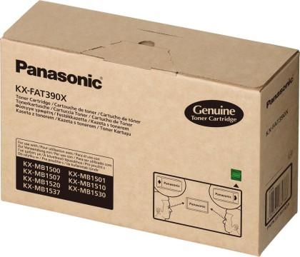 Originálny toner Panasonic KX-FAT390X (Čierný)