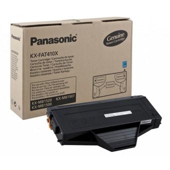 Originálny toner Panasonic KX-FAT410X (Čierný)