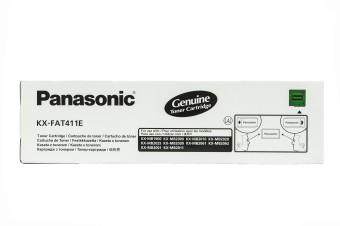 Originálny toner Panasonic KX-FAT411E (Čierný)