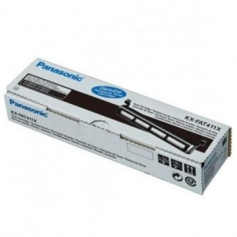 Originálný toner Panasonic KX-FAT411X (Čierný)