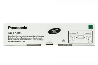 Originálný toner Panasonic KX-FAT88E (Čierný)