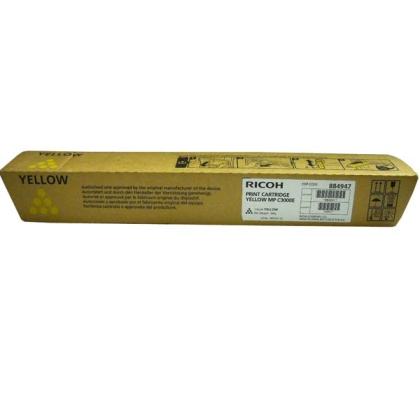 Originálny toner Ricoh TypC3000Y (888641) (Žltý)