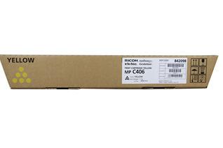 Originálny toner Ricoh 842098 (Žltý)