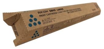 Originálny toner Ricoh 841455 (Azúrový)