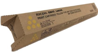 Originálny toner Ricoh 841453 (Žltý)