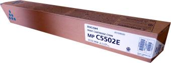 Originálny toner Ricoh 841758 (842023) (Azúrový)