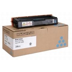 Toner do tiskárny Originálny toner Ricoh 406053 (Azúrový)