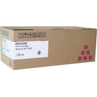 Originálny toner Ricoh 406054 (Purpurový)