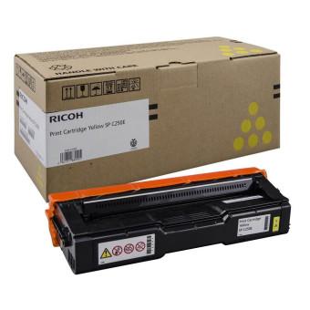 Originálny toner Ricoh 407546 (Žltý)