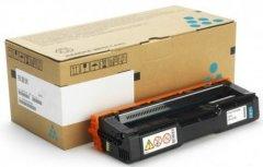 Toner do tiskárny Originálny toner Ricoh 407532 (Azúrový)