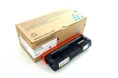 Toner do tiskárny Originálny toner Ricoh 406349 (Azúrový)