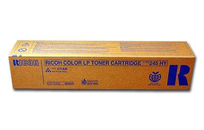 Originálny toner Ricoh 888315 (Typ245HC-C) (Azúrový)