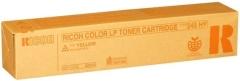 Toner do tiskárny Originálny toner Ricoh 888313 (Typ245HC-Y) (Žltý)