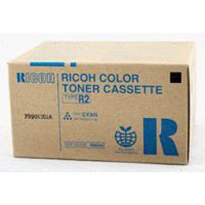 Originálny toner Ricoh 888347 (TypR2-C) (Azúrový)