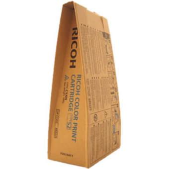 Originálny toner Ricoh 888375 (Azúrový)